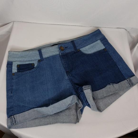 Clockhouse Pants - 🔑Clockhouse Multi colored Stretch Shorts